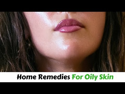 Home  Remedies For Oily  Skin to Glow |  How to  Reduce Oil in Face  Naturally