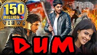 Dum (Happy) Hindi Dubbed Full Movie | Allu Arjun, Genelia D