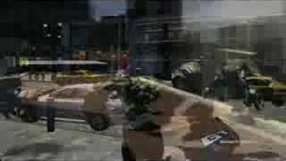 The Incredible Hulk Game Trailer