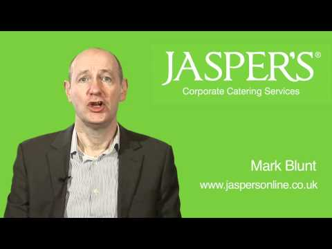 Jaspers Corporate Catering Manchester, how to get great corporate catering for your event