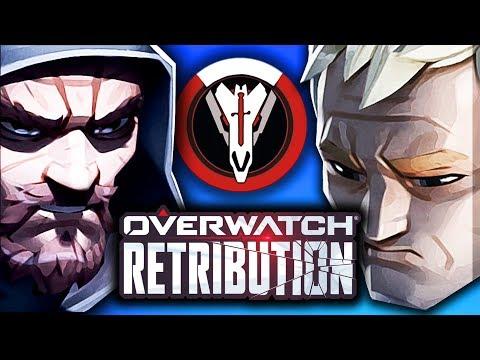 Overwatch RETRIBUTION Explained - Comic & Event Lore