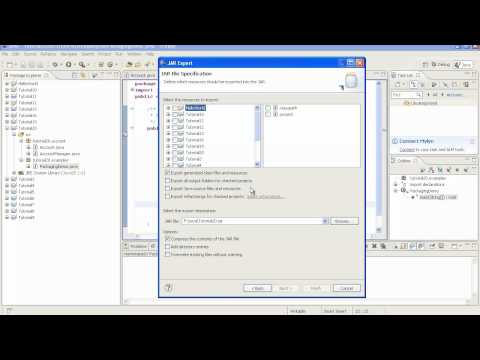 Ant and Java Packaging - Tutorial 20.avi