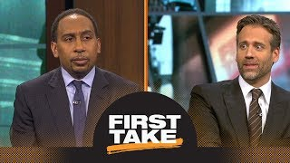 First Take reacts: Kyrie Irving says contract extension doesn