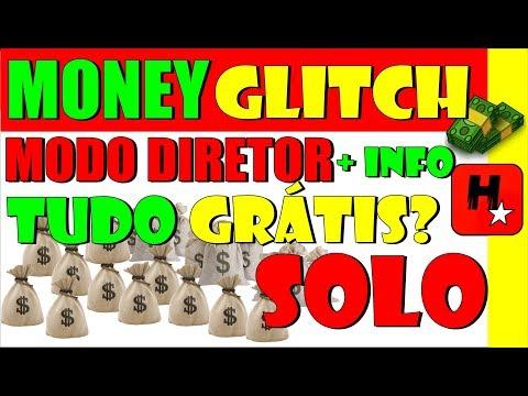 SOLO MONEY GLITCH MODO DIRETOR💲+ INFO GLITCH COMPRANDO TUDO DE GRAÇA💲GTA 5 MONEY GLITCH SOLO 1.42💲
