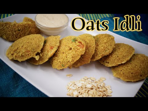 Oats Idli | Health Series - Part 1 of 5
