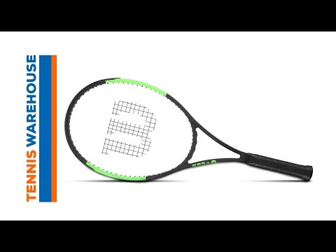 Wilson Blade 98 16x19 Countervail Racquet Review
