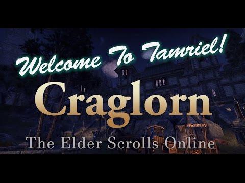 Welcome to Tamriel: Craglorn - The Elder Scrolls Online