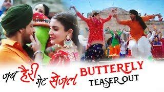 Jab Harry Met Sejal Butterfly Song Teaser Shahrukh Khan Anushka Sharma