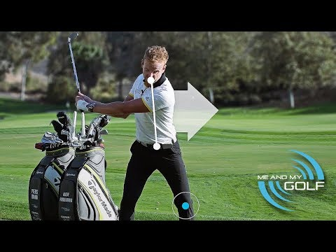 IMPROVE YOUR BODY ROTATION FOR MORE CONSISTENT  GOLF