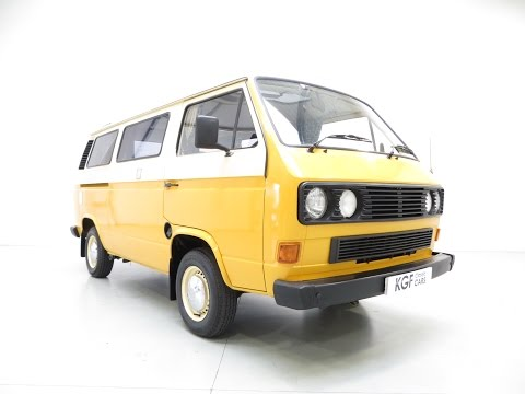A Superbly Styled T25 VW Camper Van Created for Freedom Leisure Outings - SOLD!