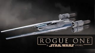 "Rogue One: A Star Wars Story ""Designing the U-wing"""