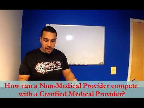 Medical v. Non Medical Home Healthcare