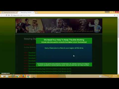 how to bypass any survey very easy 2017 (1000% working)