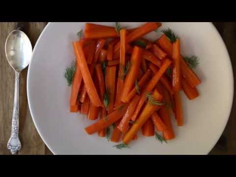 How to Make Buttery Cooked Carrots | Thanksgiving Side Dishes | Allrecipes.com