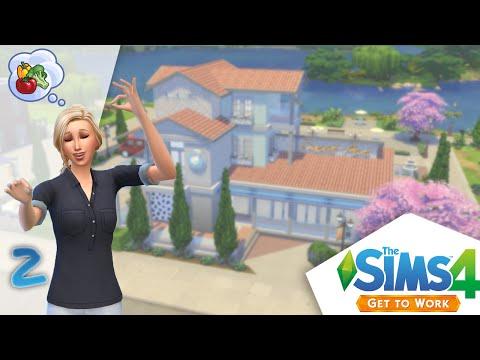 The Sims 4: Let's Build a Supermarket (part 2)