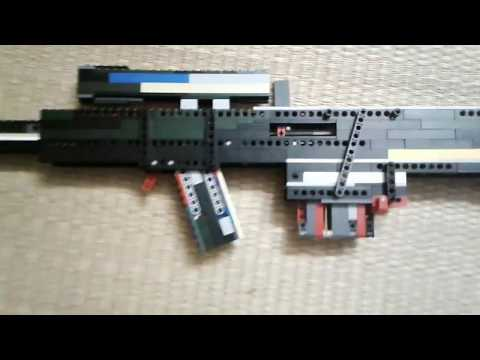 Lego Sniper Rifle V4 (working)