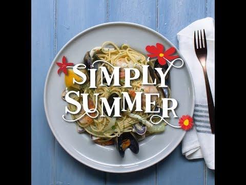 Simple Summer Bianco Marinara - Simply Summer