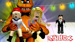 FREDDY WONT LET US GO!!   Roblox Roleplay