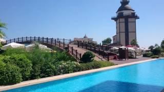 Мардан Палас -Анталия- Идем на пляж