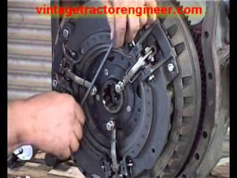 Massey Ferguson 35 Engine Rebuild