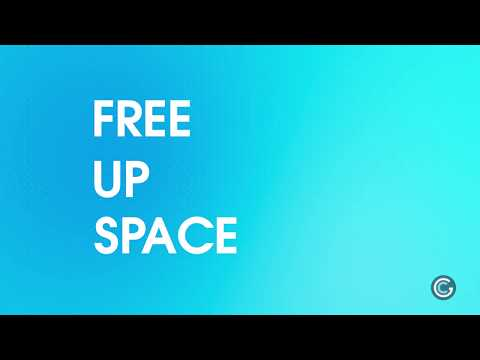 How to free up space on your Android
