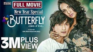 BUTTERFLY | New Nepali Full Movie 2019/2075 | Aaryan Adhikari, Priyanka Karki, Arpan Thapa