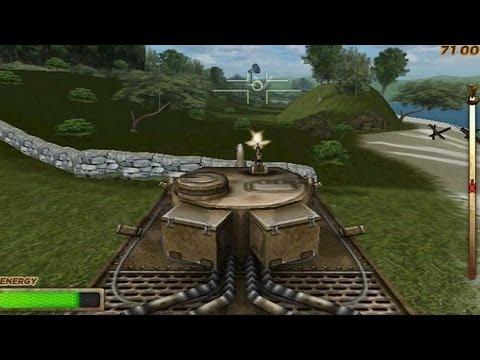 Tank Attack 3D - Miniclip Gameplay Magicolo 2013