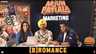 [B]Romance - Epi 3 | Arjun Patiala | Main Deewana Tera | Diljit | Kriti | Varun | 26 July