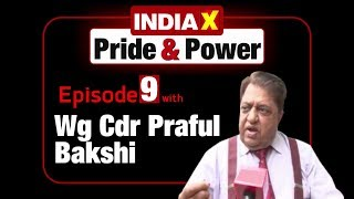 Wing Commander Praful Bakshi on How to Get PoK Back | IndiaX Pride & Power | NewsX