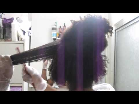Demo & Review - Beautiful Textures Naturally Straight Texture Manageability System