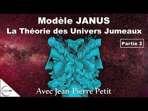 « LE MODÈLE JANUS  » (Partie 2) ... et plus encore ! avec Jean-Pierre Petit - NURÉA TV