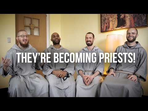 Waiting Over 10 years to Become a Priest