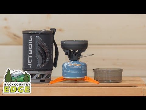 Jetboil Flash Canister Stove System