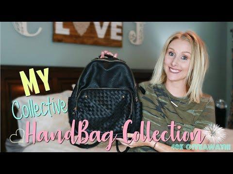 My HandBag Collection 2018-Affordable & Designer- 40K SUBSCRIBER GIVEAWAY! CLOSED🚫
