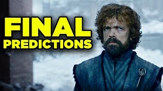 Game of Thrones Finale Trailer Breakdown! Who Wins the Throne?