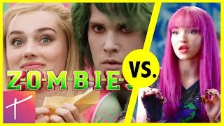 """Disney """"Descendants"""" Vs. """"Zombies"""": 5 Differences And 5 Similarities"""