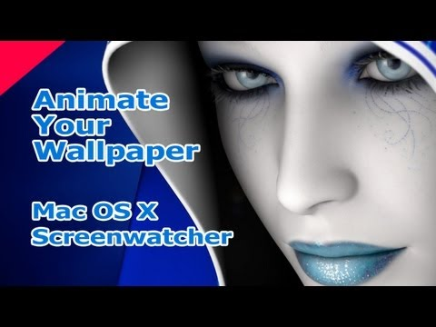 Apple Mac Free Animated Wallpaper Backgrounds