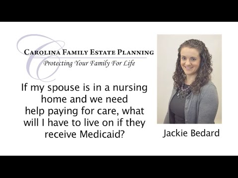 Medicaid Qualifications | Pay ing for Nursing Home Care | Cary NC | Carolina Family Estate Planning
