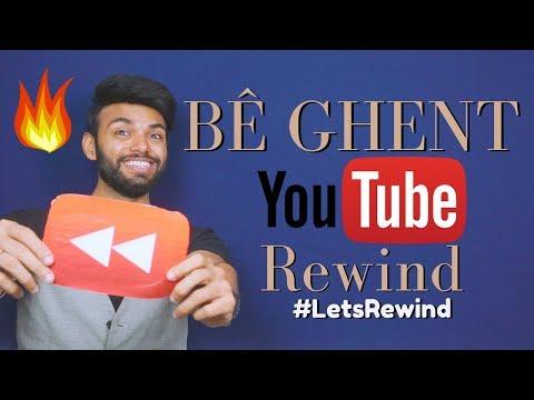 Be Ghent's  2017 YouTube Rewind | #LetsRewind | Rishi Arora