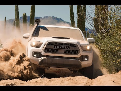 Toyota Tacoma, Tundra and 4Runner TRD Pro - Chicago Auto Show