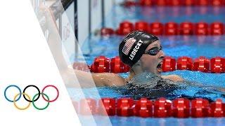 Katie Ledecky wins Olympic Gold - Women