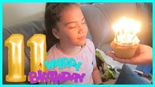 11th BIRTHDAY SURPRISES  🎁🎉🎊🎂🎈#163