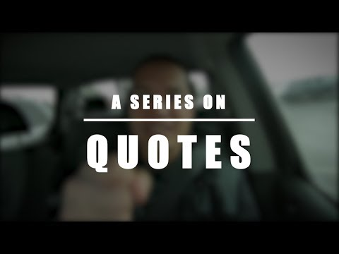 ||  QUOTES TO INSPIRE  || Mar. 21, 2018_Vlog 81