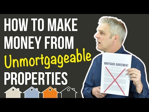 Can't Get A Mortgage On That Investment Property?... NO Problem | Buy To Let Investing Tips