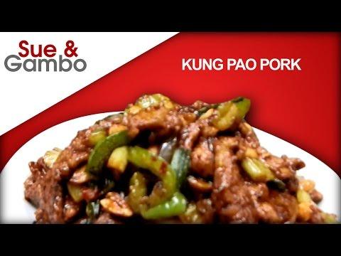 Kung Pao Pork Stir fry