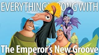 Everything Wrong With The Emperor's New Groove