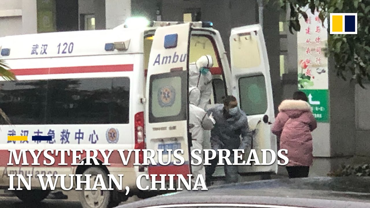 Mystery pneumonia infects at least 59 people in Wuhan, China