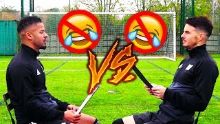 HILARIOUS TRY NOT TO LAUGH CHALLENGE! FT HAKS | BILLY VS JEZZA
