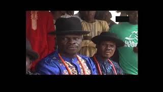 OBA OF BENIN VISITS ETSU NUPE IN NIGER STATE