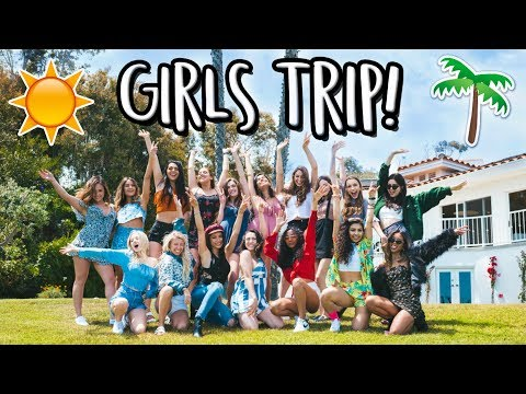 Girls Trip to Malibu! Sydney Serena Vlogs